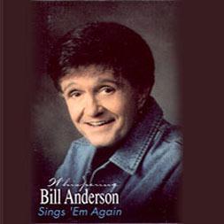Whispering Bill Anderson Sings 'Em Again