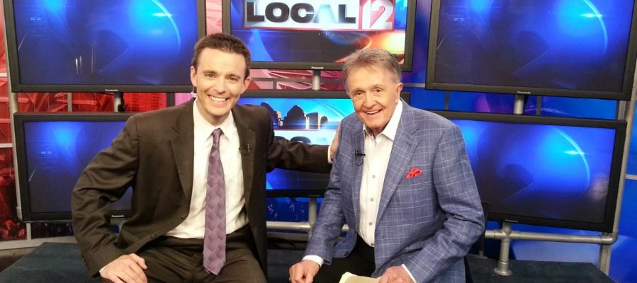 BILL ANDERSON TO SERVE AS THE HONORARY CAPTAIN OF CINCINNATI REDS GAME