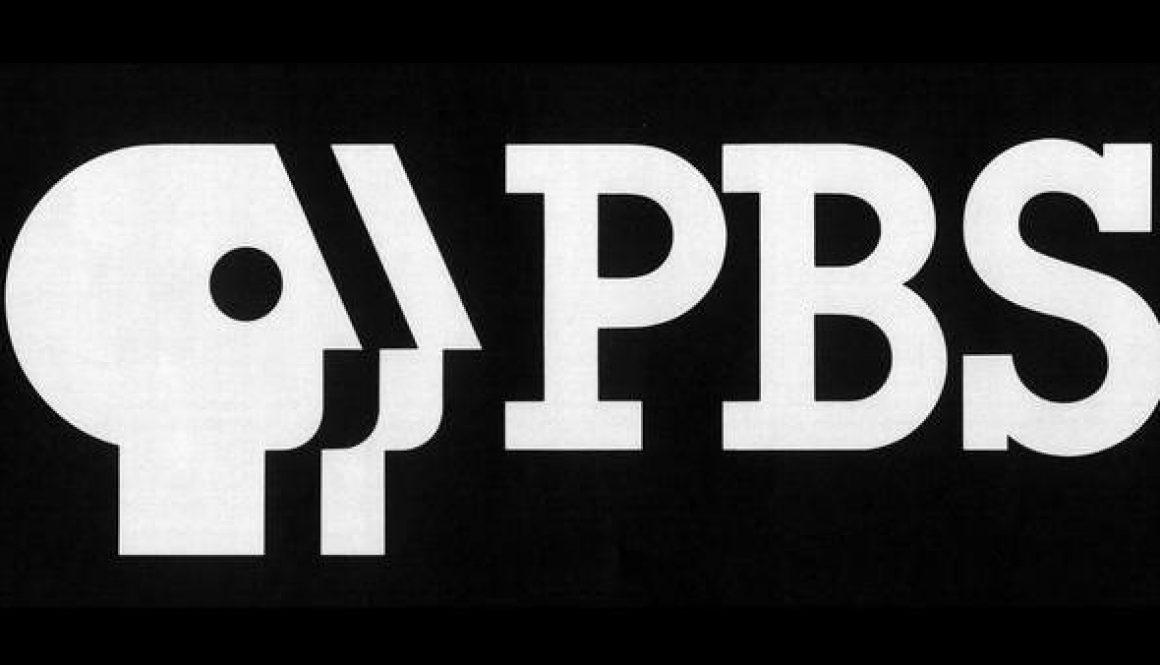 pbs logo in black