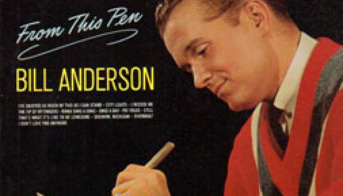 Bill_Anderson_-_From_This_Pen_(Decca)