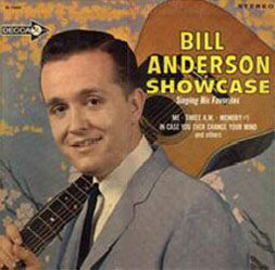 The Bill Anderson Showcase