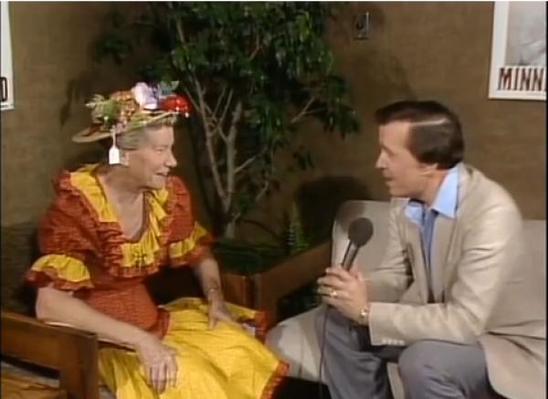 Bill With Minnie