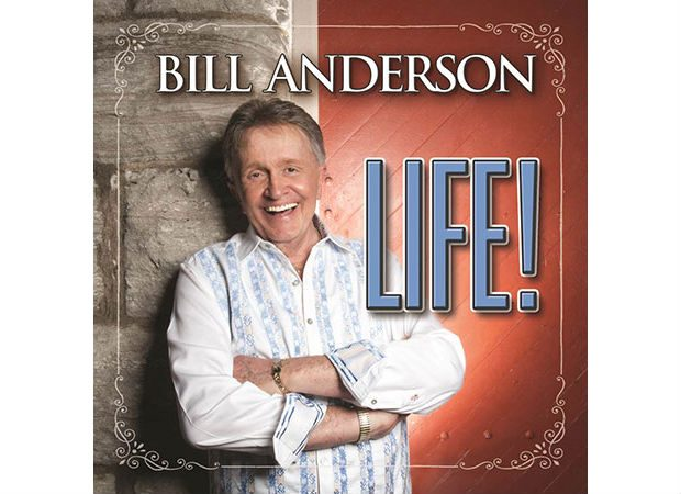 COUNTRY WEEKLY EDITOR JON FREEMAN REVIEWS BILL ANDERSON'S CD 'LIFE'