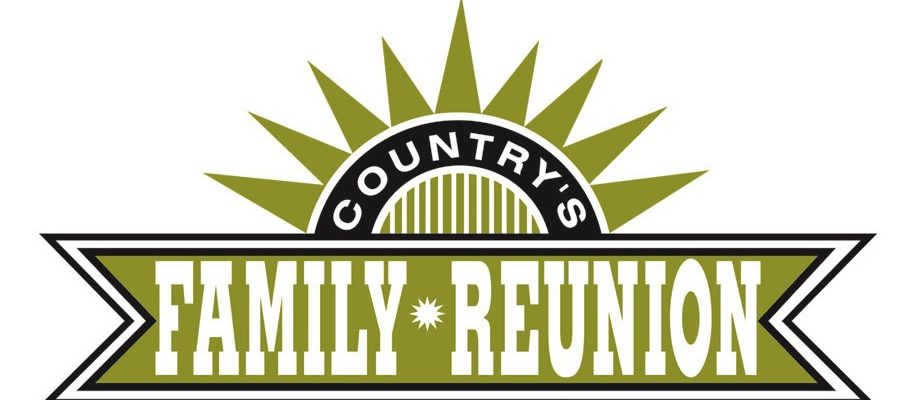 """""""COUNTRY'S FAMILY REUNION"""" GOES RED, WHITE & RETRO FOR JULY!"""