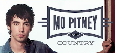 "BILL ANDERSON CO-WRITES MO PITNEY'S NEW SINGLE ""COUNTRY,"" AVAILABLE NOW"