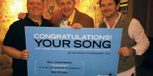 "BILL ANDERSON'S SEVEN DECADES OF WRITING CREDITS SPAWN ANOTHER CHARTED COUNTRY SINGLE WITH MO PITNEY'S ""COUNTRY"""