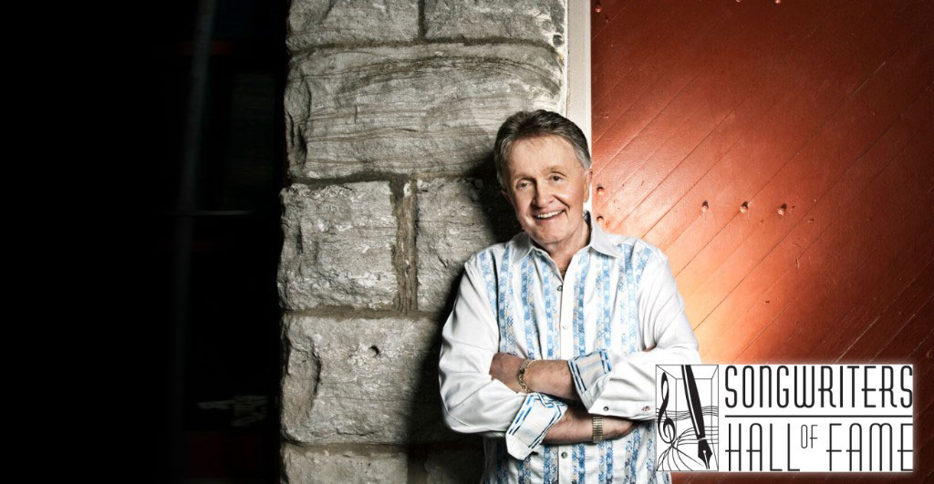 BILL ANDERSON ANNOUNCED AS 2018 SONGWRITERS HALL OF FAME INDUCTEE