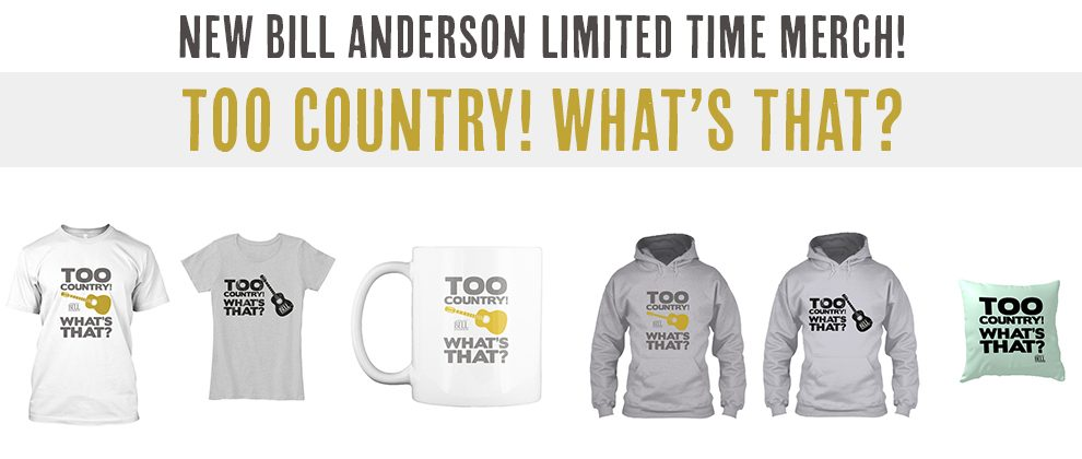 Too Country! What