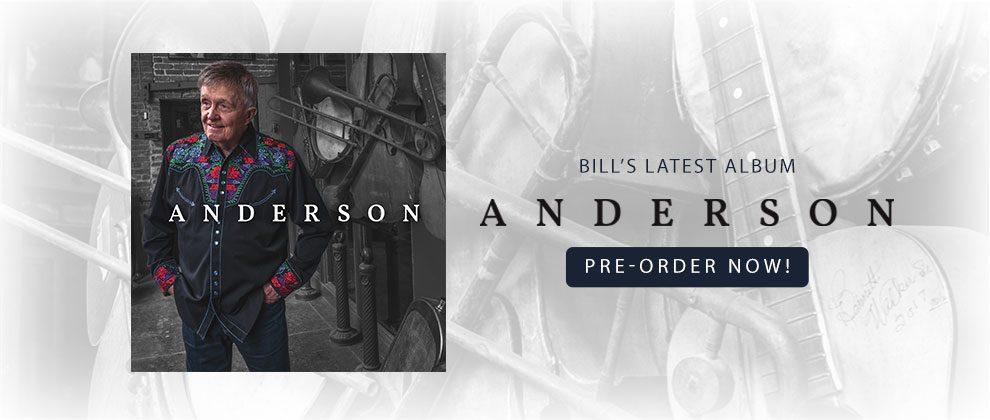 Pre-Order ANDERSON